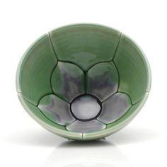 Jeff Campana - The ceramic art and process of Jeff Campana functional pottery.