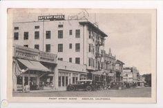 needles california hotel postcard - Google Search Needles California, Google Search