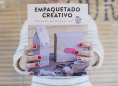 Libro Empaquetado Creativo de El tarro de ideas