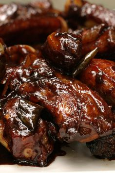 Pineapple And Molasses Spareribs Recipe - NYT Cooking