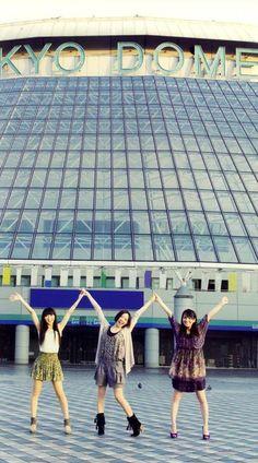 #Perfume #TokyoDome #prfm