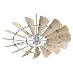 Quorum 97215-9 - Windmill Ceiling Fan