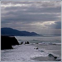 Break in the Clouds, Mendocino Coast | Flickr - Photo Sharing!
