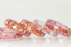 okaywowcool:  copper flake ring