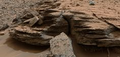 NASA's Mars rover Curiosity is beaming home amazing photos of the Red Planet.