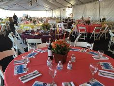 Gala XXI: An up-close look at the table set and centerpiece