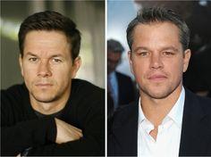 A incrível semelhança entre 30 atores do cinema
