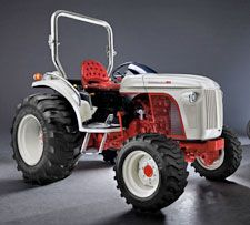 New 8N Ford Tractor   New Holland's Boomer 8N, coming this spring, is modeled after the Ford ...  She looked just like this when I got her.  Love brush hogging now!