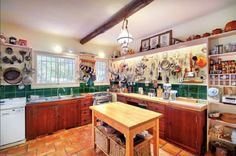 The best things about the French cottage kitchen where Julia Child waged a French revolution in American cooking.