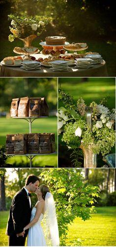 Vintage Garden Wedding by Browne PhotographyNovember 15th. 2011 by A. Blaire | Wedding• Browne Photography•