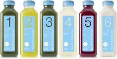 Recipes for the Blueprint Cleanse juices! If you want to save $65 a day, look no further.
