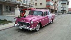 1955 chevrolet belair Ankara  Rezervasyon 0543 854 17 27 www.gelinarabamiz.com