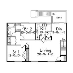 Garage Apartment Floor Plans Do Yourself floorplans with apartment above garage - google search | next