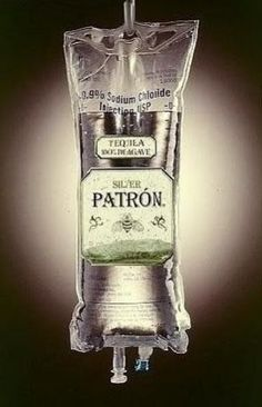 Patron IV Bag...can we get these at work???
