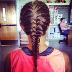 French Fishtail Braid!