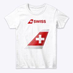 Woman Classic T-Shirt of Swiss International Air Lines