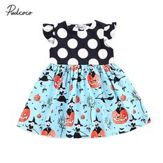 c25b5fccc8d9 Toddler Baby Girls Princess Dress New Arrival Fashion Party Halloween  Dresses Kids For Girls
