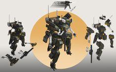 AutoBots by StTheo on DeviantArt Space Knight, Ajin Anime, Star Wars Jedi, Monster Hunter, Concept Art, Character Design, Character Art, Deviantart, Robots