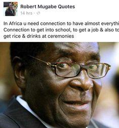 Mugabe Quotes, True Quotes, Funny Quotes, Golden Quotes, Veterans Affairs, Beach Quotes, African Men, Awakening, Wise Words