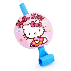 Hello Kitty Balloon Dreams Blowouts - Package includes 8 blowouts. Ages 3+.