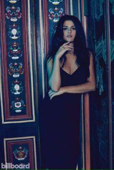 International Celebrities: Selena Gomez – Billboard Magazine (October 2015) a...