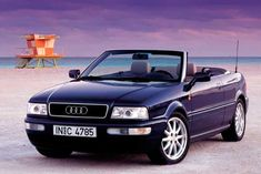 Audi launched its all-new 80 Cabriolet model in Unlike the sedan and avant variants of the Audi 80 that benefited from new platforms, the Cabriolet was based on the 1989 Audi Coupe. The reaso. Audi Tt Roadster, Audi Cabriolet, Saab 900, Citroen Ds, Lamborghini Gallardo, Maserati, Bmw, Porsche 911, 2017 Audi A4