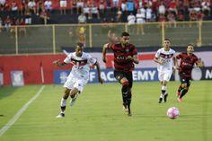 Vitória na Veia! Série A: Empate marca confronto entre Vitória x Atlético-GO no Barradão - Vitória na Veia!
