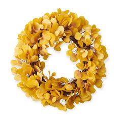 Aspen Leaf Wreath – Gump's