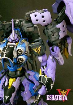 Custom Build: 1/144 Kshatriya V - GBWC 2014 Malaysia Entry - Gundam Kits Collection News and Reviews