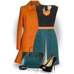 A fashion look from September 2014 featuring Roksanda dresses, Moschino Cheap & Chic jackets and Blink pumps. Browse and shop related looks.