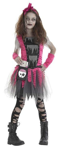 Zombie cheerleader costume ideas zombie cheerleader costume zombie girl costume child solutioingenieria Gallery
