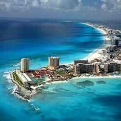 Cancun, Quintana Roo, Mexico www.joevacation1.com #letsgoeverywhere #cancun