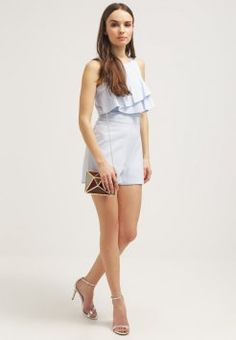 Miss Selfridge Petite - Mono - blue