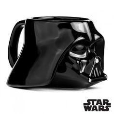 Tasse 3D Dark Vador Star Wars. Kas Design, distributeurs de produits originaux
