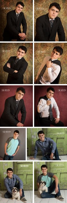 Christian | Brownstown Central HS | Class of 2017 | Senior Photography
