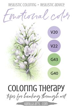 Coloring in Times of Stress & Sorrow: Tips for Finding Relief Through Art — Vanilla Arts Co. Copic Marker Color Chart, Copic Marker Art, Copic Sketch Markers, Copics, Prismacolor, Copic Markers Tutorial, Colored Pencil Tutorial, Silhouette Cameo Tutorials, Color Of The Day