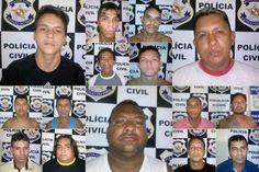 POLÍCIA DO PARÁ Ao Alcance de Todos!: POLÍCIAS CIVIL E MILITAR PRENDEM 30 ENVOLVIDOS EM ...