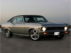 Chevy Nova SS This is something i want someday own! Chevrolet Nova, Chevy Nova, Chevy Ss, Chevy Chevelle, General Motors, My Dream Car, Dream Cars, 65 Mustang Fastback, Chevy Muscle Cars