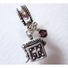 I MUST HAVE THIS IF I GET A PANDORA BRACELET! It's important.    http://www.amazon.com/Sterling-Silver-Openable-Amethyst-Birthstone/dp/B004IQME2O/ref=sr_1_1?s=jewelry=UTF8=1343958819=1-1=Pandora+prayer+box+February