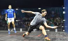 """""""See how open the racket face becomes during the down swing on the forehand."""""""
