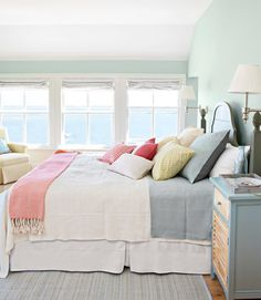 Estelle's: Beach House Decorating