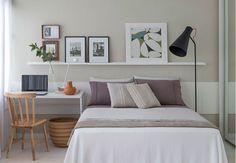 Pequenos apartamentos, grandes soluções