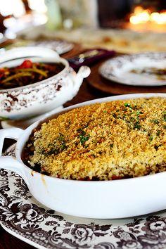 Broccoli Wild Rice Casserole @Reena Dasani Drummond | The Pioneer Woman