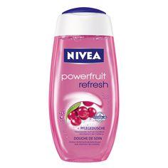 NIVEA Dusche Powerfruit Refresh #nivea #duschgel #showergel #koerperpflege