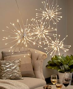Add some fantastic lighting to your next party or special event indoors or out with this Starburst Sphere Light. You can also use it anywhere indoors for fun ev Home Decor Kitchen, Decor, Living Room Design Diy, Diy Home Decor, Living Room Lighting, Living Room Diy, Unusual Lighting, Home Decor, Sphere Light
