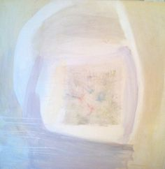 """Saatchi Online Artist: Elizabeth Nagle; Acrylic, 2012, Painting """"Baby, It's Cold Outside"""""""