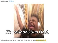 """Yeah sex is cool and all but have you ever watched Dao Ming Si enter a room to """"River"""" by Bishop Briggs? Meteor Garden Cast, Meteor Garden 2018, Tumblr Posts, River By Bishop Briggs, Gardening Memes, F4 Boys Over Flowers, Funny Memes, Hilarious, Stupid Funny"""