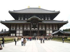 Temple Todaiji - Nara - Japon