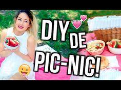 DIY DÉCORATIONS DE CHAMBRE TUMBLR!!   Emma Verde - YouTube Emma Verde, Diy Décoration, Picnic, My Love, Youtube, Deco, Recipes, Tumblr Bedroom, Stuff Stuff