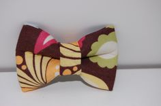 Flower Power Hairbow by BerlynnDesigns on Etsy, $8.00